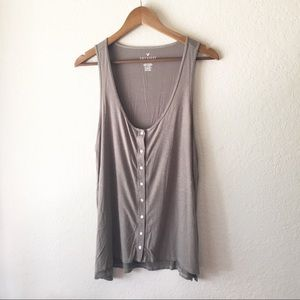 [3/23] American Eagle Slub Tank Top Soft & Sexy